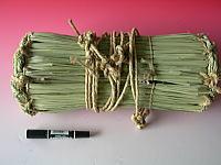 上棟式用米俵の長さ
